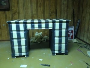 Annie Sloan Chalk Paint Stripes