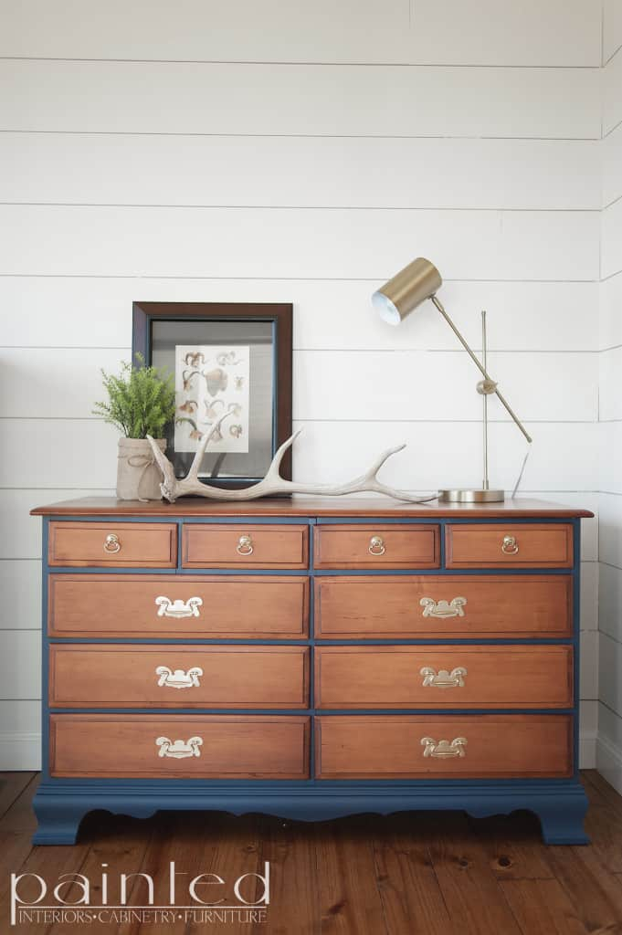 hr double caracole in tone everly two dresser