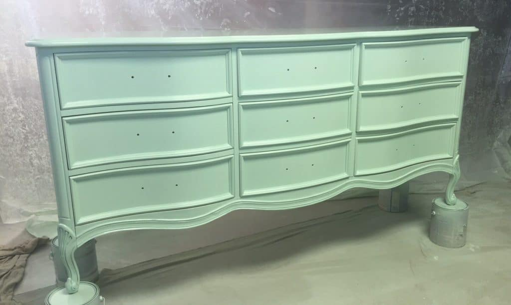 Dixie French Provincial Dresser