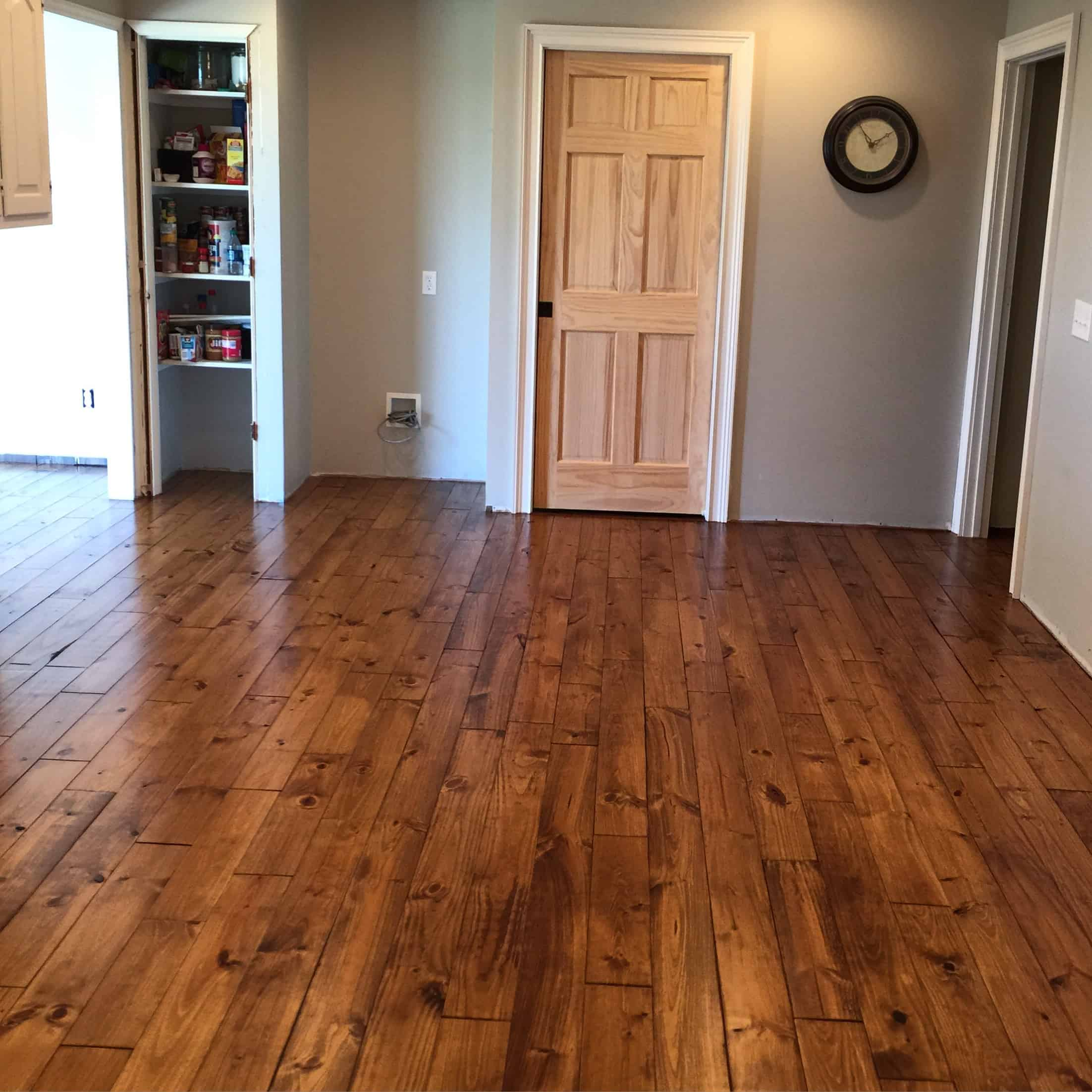 How To Seal Wood Floors In Kitchen