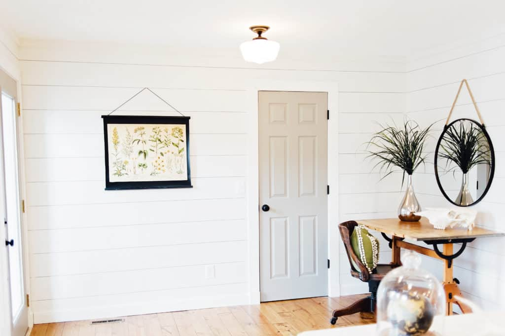 Entry Way View