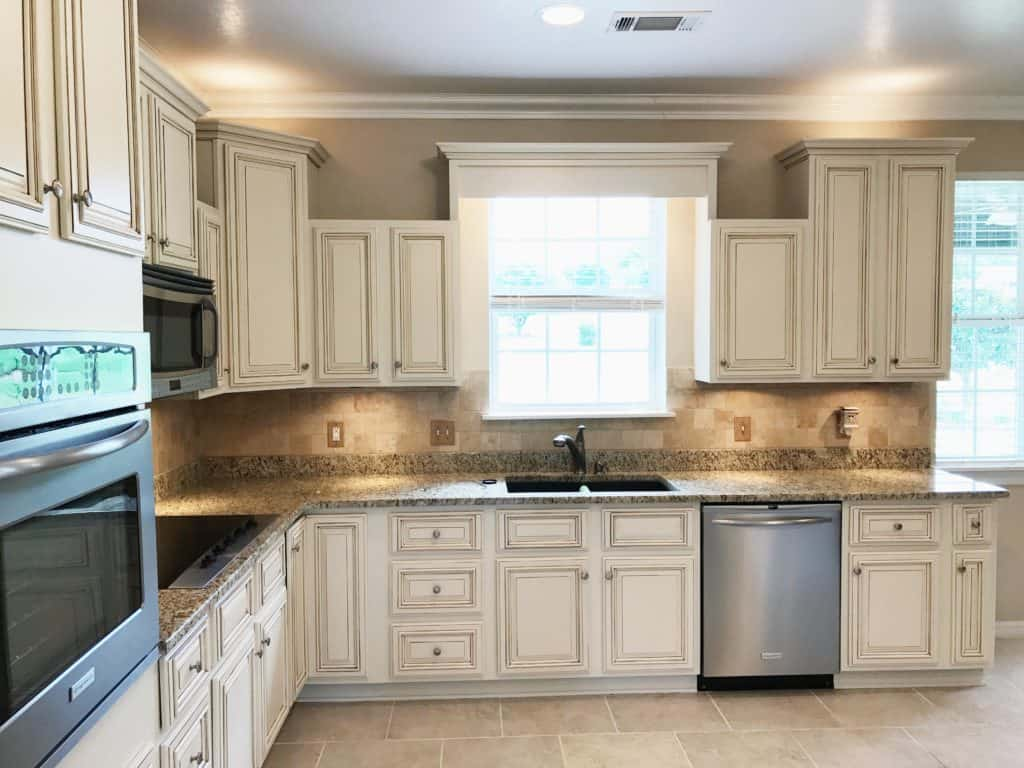 Lighter And Brighter Kitchen Cabinets