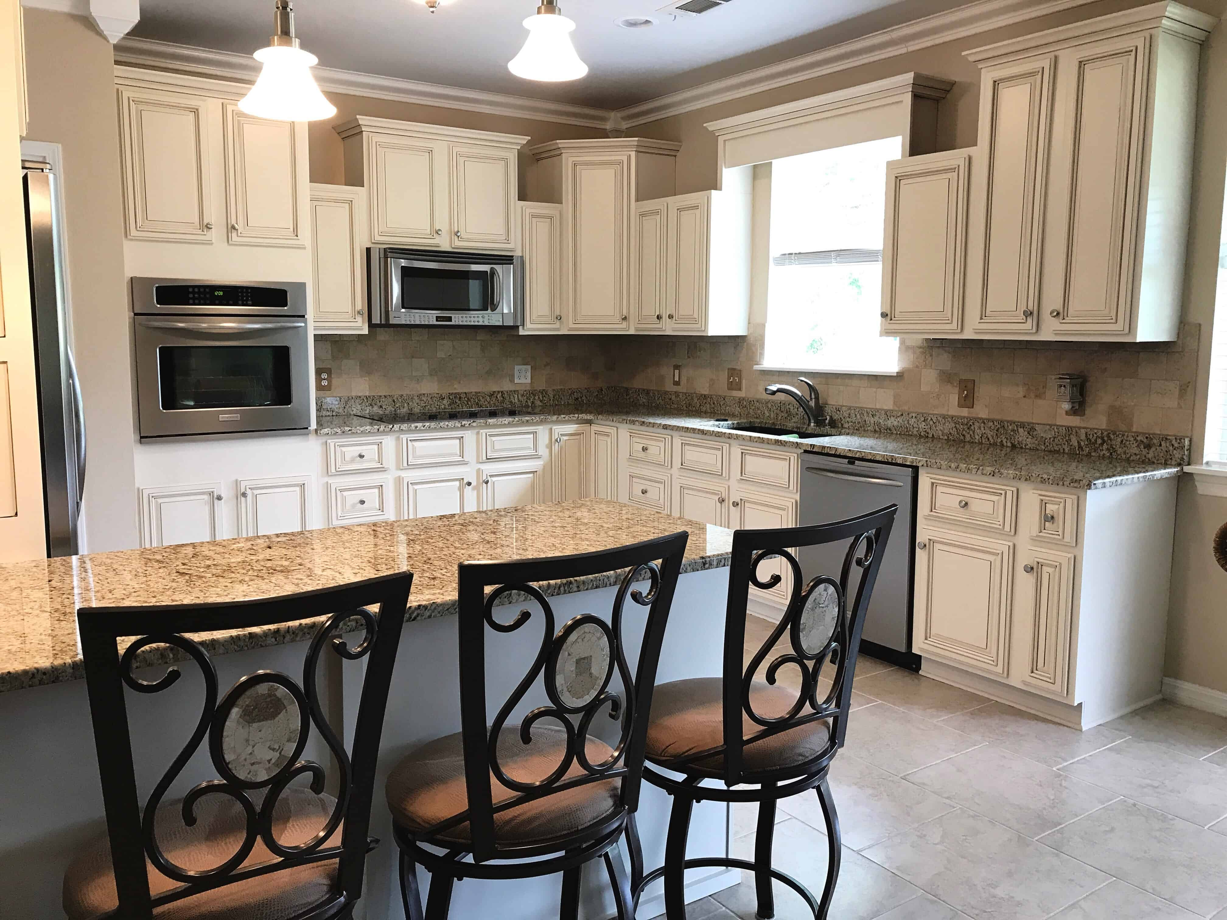 Lighter Brighter Kitchen Cabinets How To Update Your
