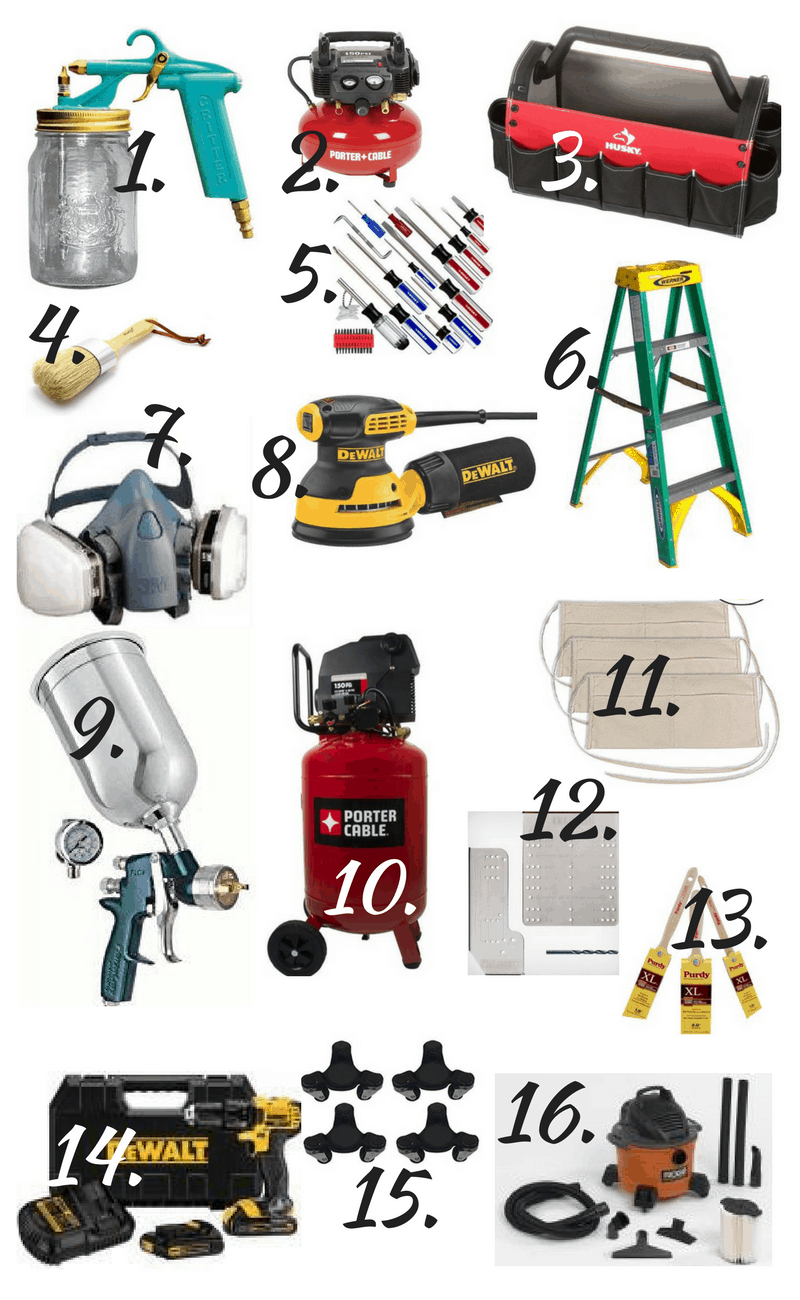 Do you have a DIY lover on your Christmas list this year? I've compiled a gift guide that can help you buy for that hard-to-buy-for person!