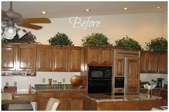 How-to-decorate-above-kitchen-cabinets