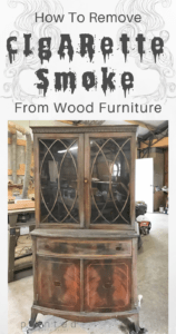 How To Remove Smoke Removing Smoke From Wood How To Get