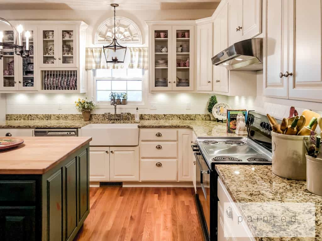 How To Paint Cabinets Best Paint For Kitchen Cabinets