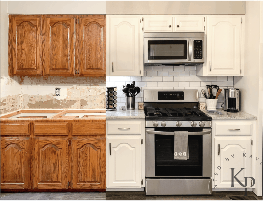 Kitchen Cabinets In Alabaster
