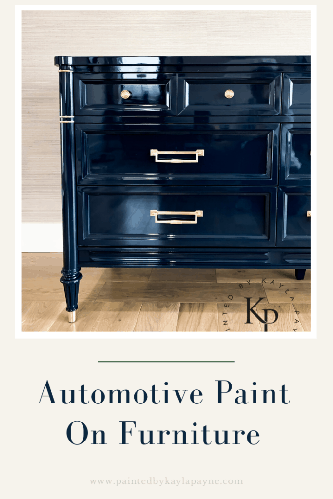 Automotive Paint On Furniture Painted, Is Painted Furniture Still In Style 2020