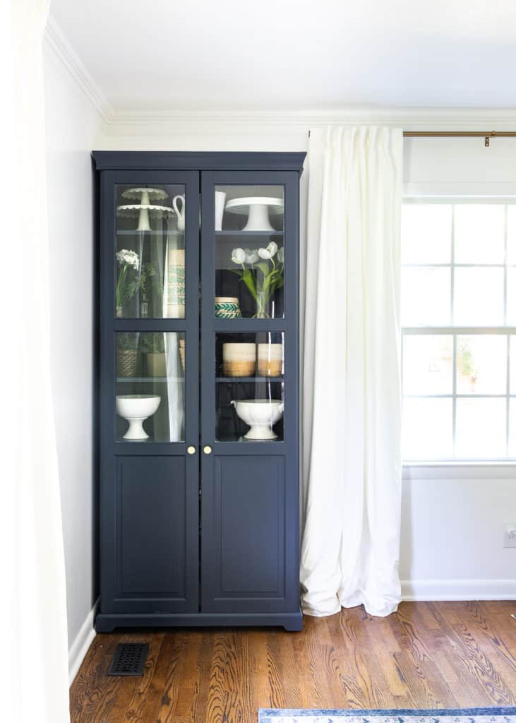Benjamin Moore S Hale Navy Paint Guide Painted By Kayla Payne