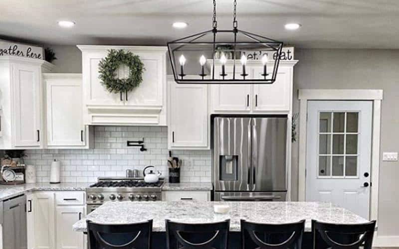 Above Kitchen Cabinet Decor What To Do, Decorate Above Your Kitchen Cabinets